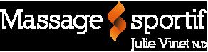 Logo Massage sportif